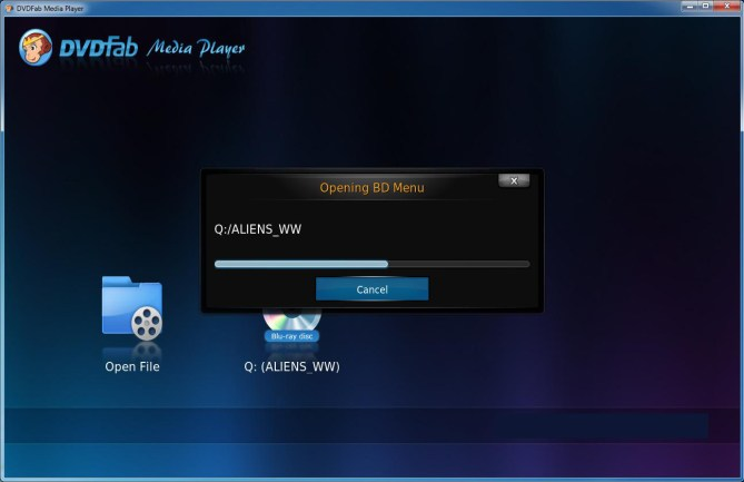 DVDFab Media Player Pro windows