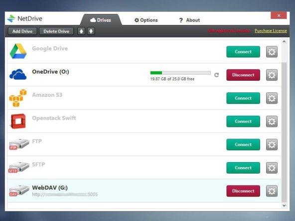 NetDrive latest version