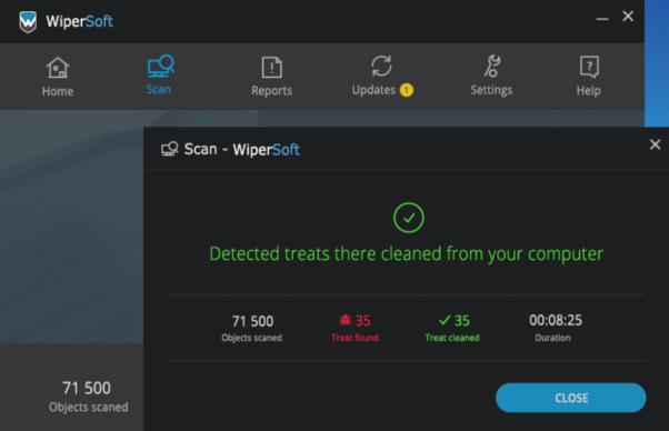 WiperSoft windows