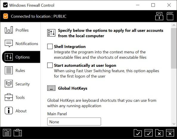Windows Firewall Control latest version