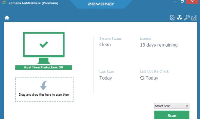 Zemana AntiMalware Premium windows