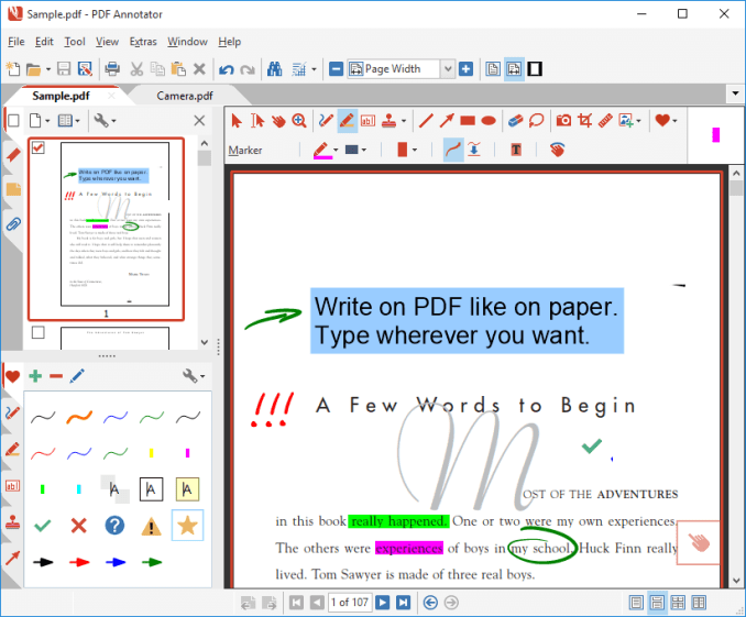 PDF Annotator latest version