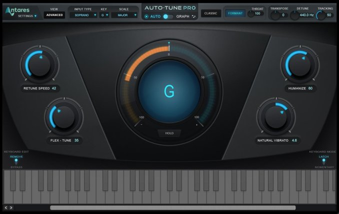 Antares Autotune Pro latest version