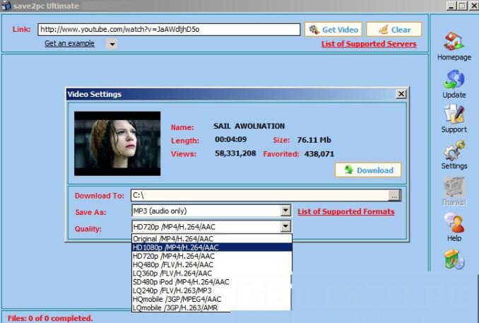 Save2pc Ultimate latest version