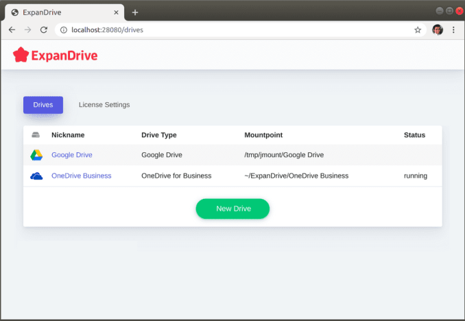 ExpanDrive latest version