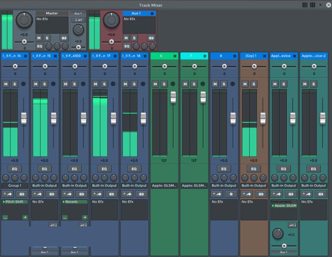 N-Track Studio windows