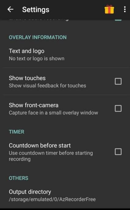 AZ Screen Recorder Premium latest version