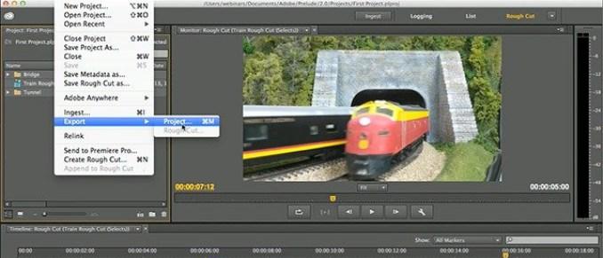 Adobe Prelude CC latest version