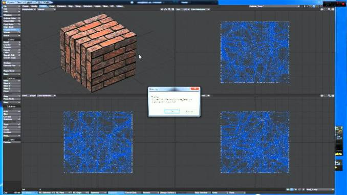 NewTek LightWave 3D windows