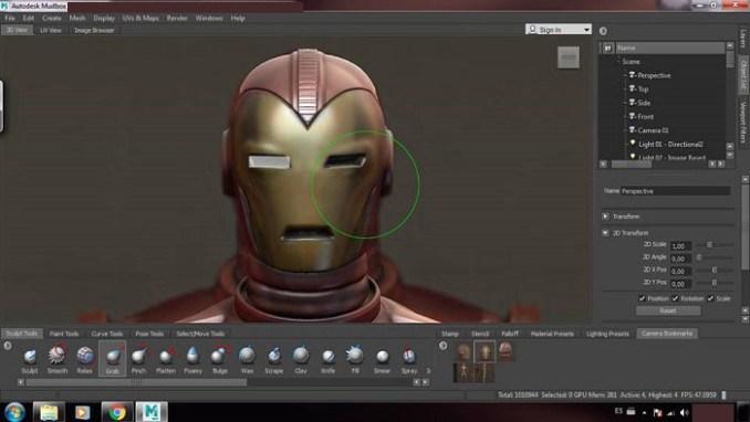 Autodesk Mudbox latest version
