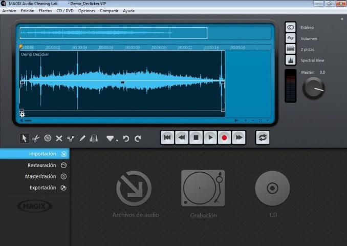 MAGIX Audio Cleaning Lab windows