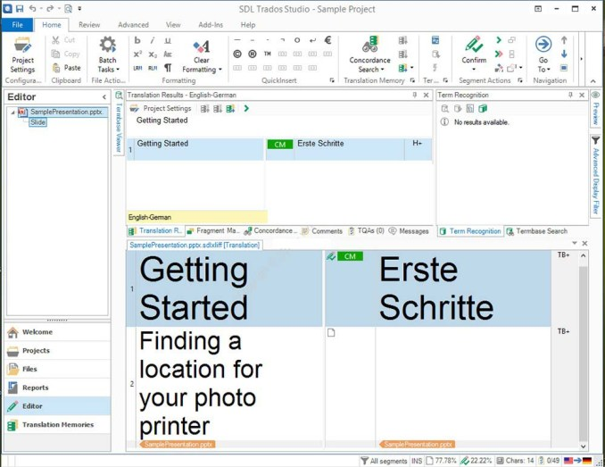 SDL Trados Studio Professional latest version