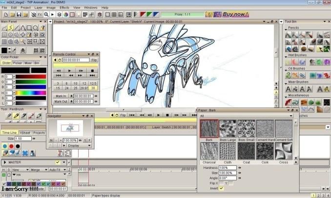 Tvpaint Animation Pro windows