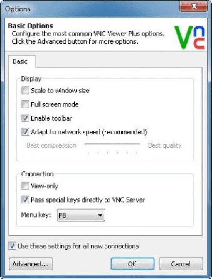 VNC Viewer Plus latest version