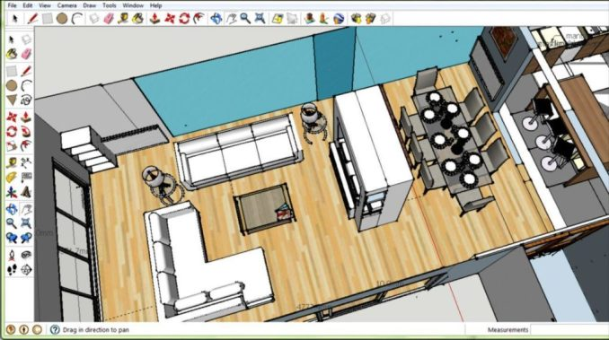 SketchUp Pro latest version