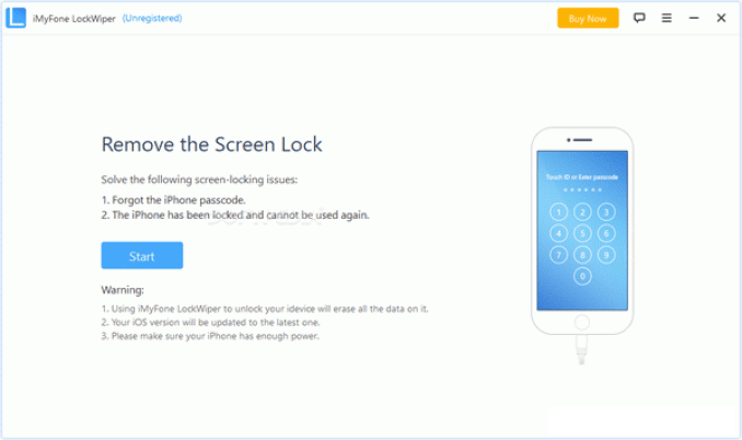 iMyFone LockWiper windows