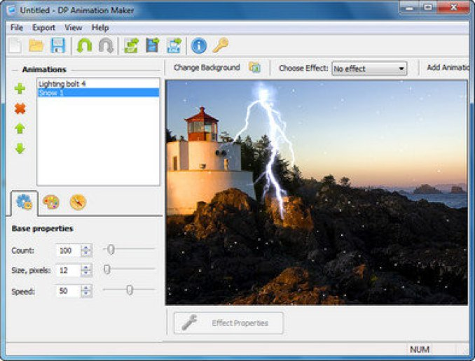 DP Animation Maker windows