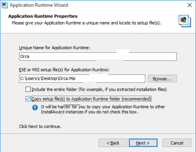 InstallAware Studio Admin latest version