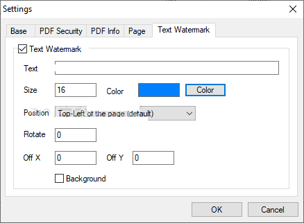 Mgosoft PCL To PDF Converter latest version