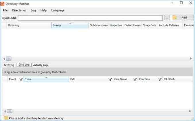 Directory Monitor Pro latest version