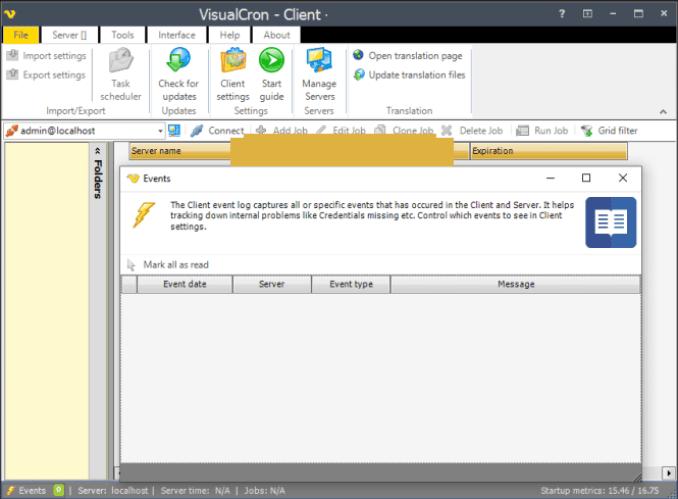VisualCron Pro latest version