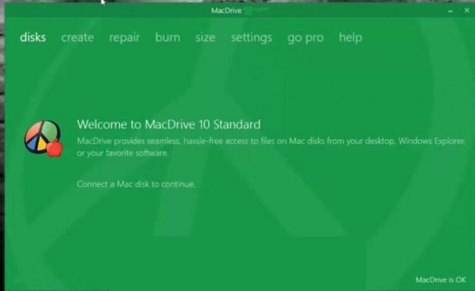 Mediafour MacDrive Pro windows