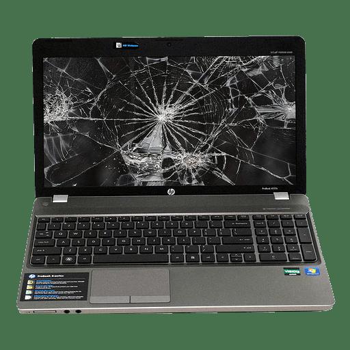 Laptop Broken Screen Repair