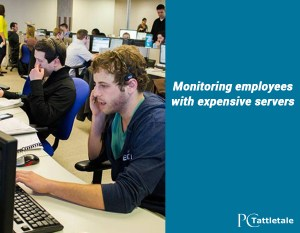 Monitoring employees