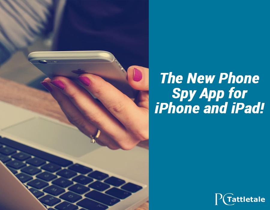 phone spy app ipad