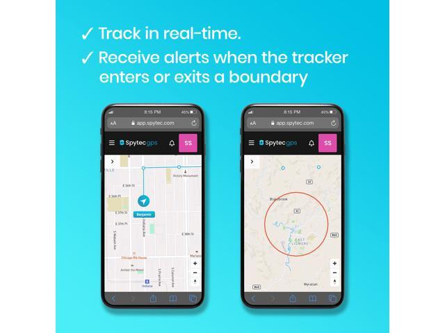 SpyTec Realtime Cell Phone Tracking