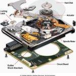 Hard Disk MicroDrives
