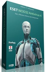 Eset nod 32 Anti-Virus 4 Review