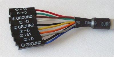 Motherboard USB Ports