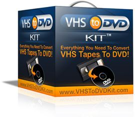 VCR to DVD – Video Digitisation and Compression Codecs
