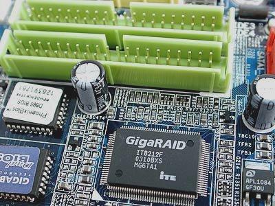 RAID tutorial – connecting the hard drives