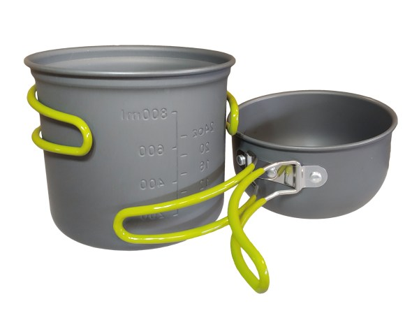 camping two pot set