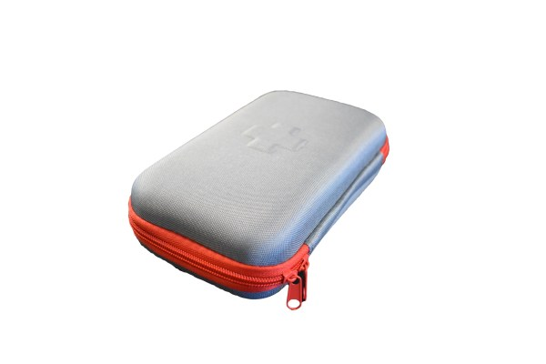 closed large first aid kit