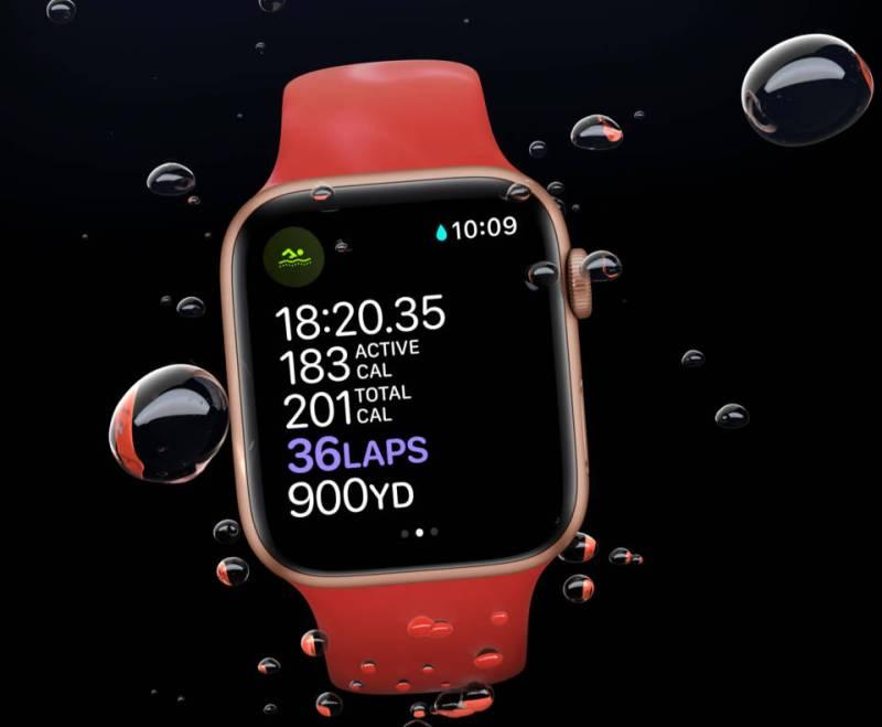 Apple Watch: unter Wasser Mac PC-Tipps