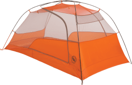 Big Agnes' Copper Spur HV2 offers even more living space than the classic UL2.