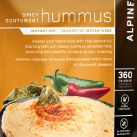 spicy sw hummus