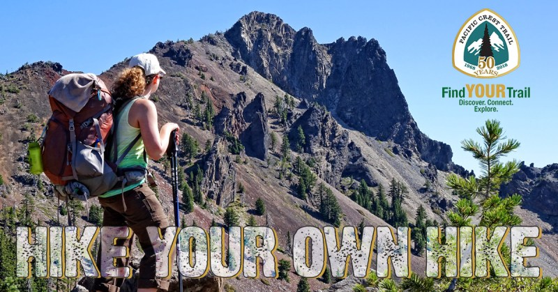 Hike Your Own PCT Hike @ Roundabout Books - Bend   Bend   Oregon   United States