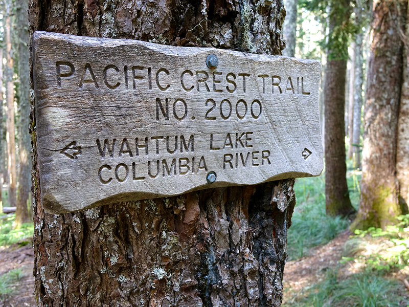 PCT Reopens in Columbia River Gorge