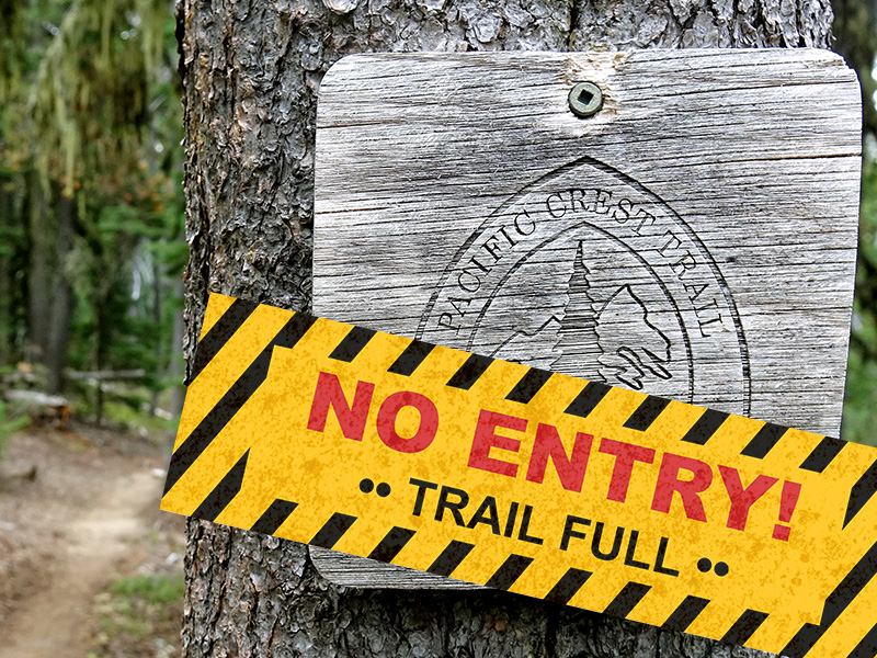 New Access Limits Coming to Oregon PCT in 2020