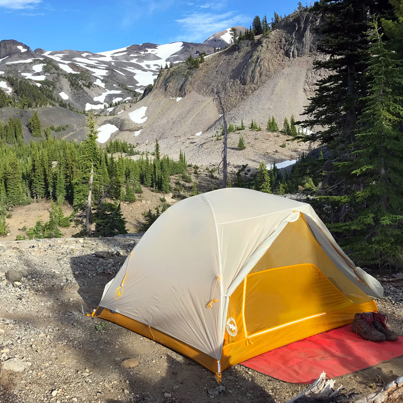 big agnes tiger wall