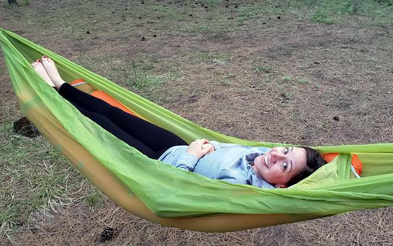 big agnes goose creek hammock camping