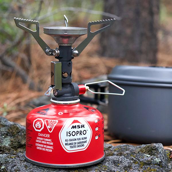 msr pocket rocket deluxe camp stove
