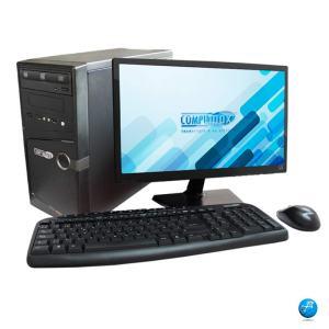 Computador Torre core i3/Ram 4GB/DiscoDuro 1TB/Pantalla 20 Pulgadas
