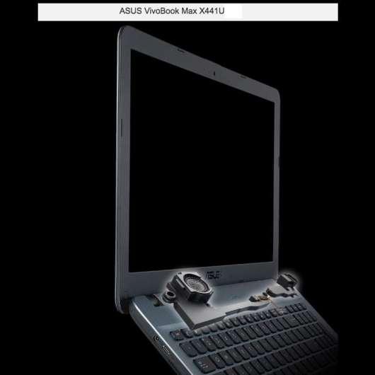 ASUS X441U Intel Core i7 Vivobook, Nvidia Geforce GT-920 2GB, RAM 4GB 14 Pulgadas-X441UV-GA134 Silver