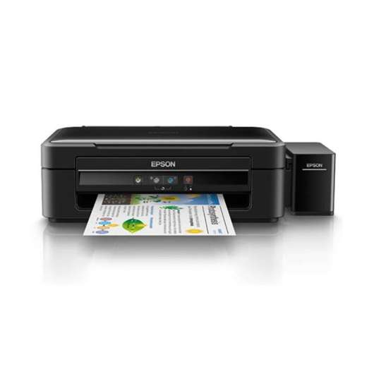 Impresora Epson L380  de Tinta Continua | Copiar Imprimir Scanear Multifuncional- Oferta Limitada