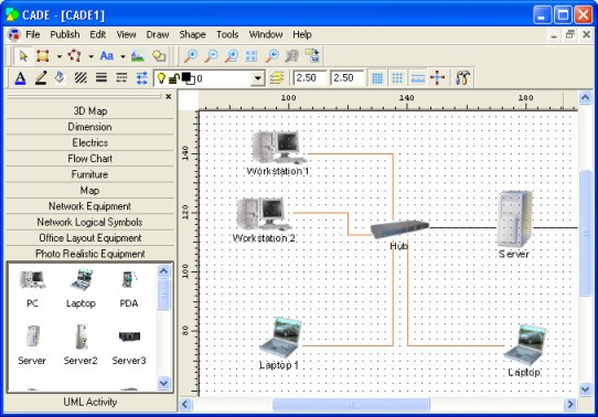 Free network diagram drawing tool online electrical work wiring free network diagram drawing tool online images gallery ccuart Images